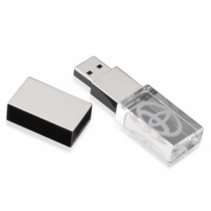Promotional crystal USB Flash Drives wholesale prices