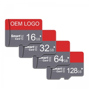Micro SD Card can be customized logo