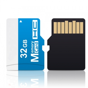 Micro SD memory card wholesale card without logo